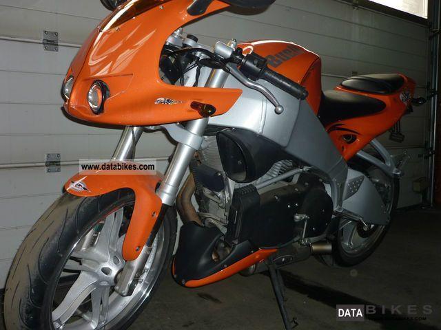 Buell  XB9R Bold Fire, Remus 2005 Sports/Super Sports Bike photo