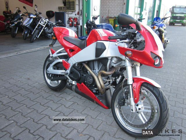 2003 Buell  TOP Gepfl XR9R Firebolt. E. Limited yom 03/62KW Motorcycle Motorcycle photo