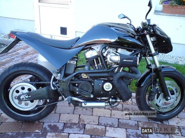 2001 Buell  Cyclone EB 1 Motorcycle Naked Bike photo