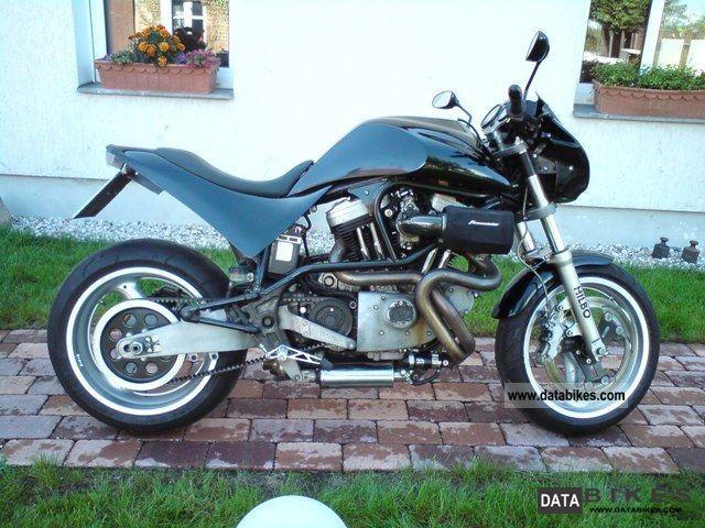 1999 Buell  Cyclone EB1 Motorcycle Naked Bike photo