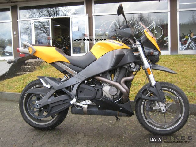 2005 Buell  XB 12X Ulysses, TOP Zust.1 year warranty, accessories Motorcycle Streetfighter photo
