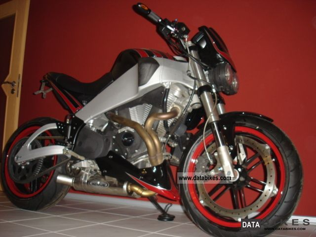 2007 Buell  XB9SX Motorcycle Streetfighter photo