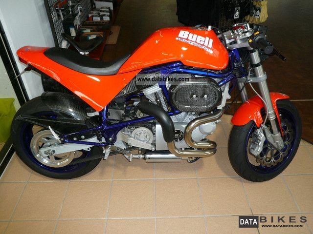 1999 Buell  S1 Lightning Motorcycle Naked Bike photo