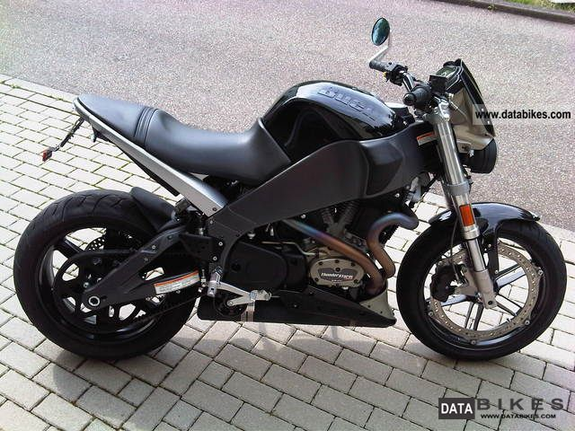 Buell  XB 12 Scg lightning 25 years anniversary model 2010 Streetfighter photo