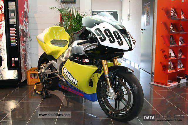 Buell  XB-RR 2006 Racing photo