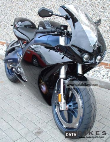 Buell  1125R with full enclosure 2011 Sports/Super Sports Bike photo