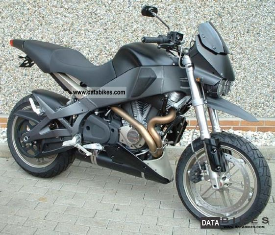 2011 Buell  XB12X Ulysses in the supermoto style Motorcycle Naked Bike photo