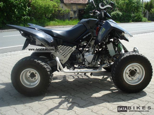 2008 Burelli  Daytona Triton B3 Baja 300 Access 300 Motorcycle Quad photo