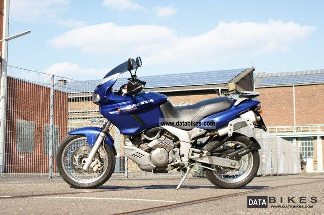 2000 Cagiva  Navigator Motorcycle Tourer photo