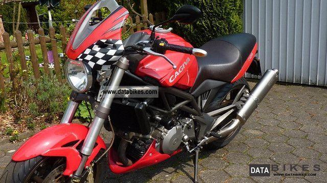 2001 Cagiva  Raptor 1000 Motorcycle Naked Bike photo