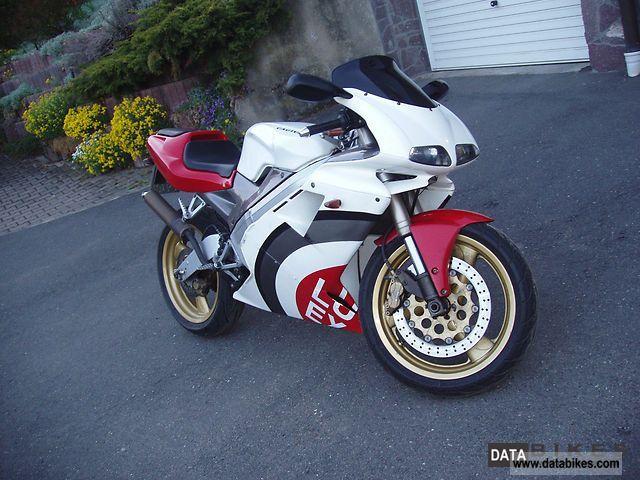 1996 Cagiva  Mito Evo 7 Speed Motorcycle Sports/Super Sports Bike photo