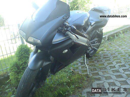 1998 Cagiva  Mito Motorcycle Sports/Super Sports Bike photo