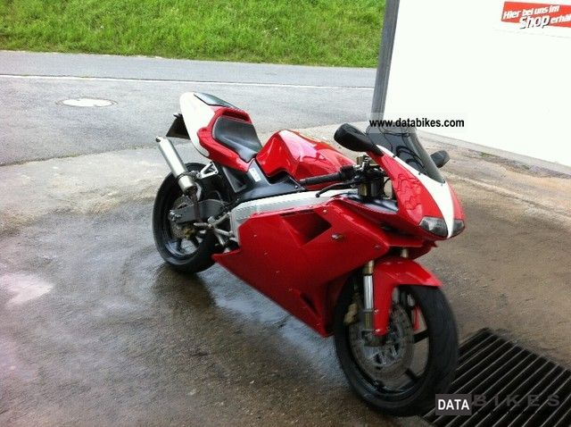 2004 Cagiva  Mito Motorcycle Motor-assisted Bicycle/Small Moped photo