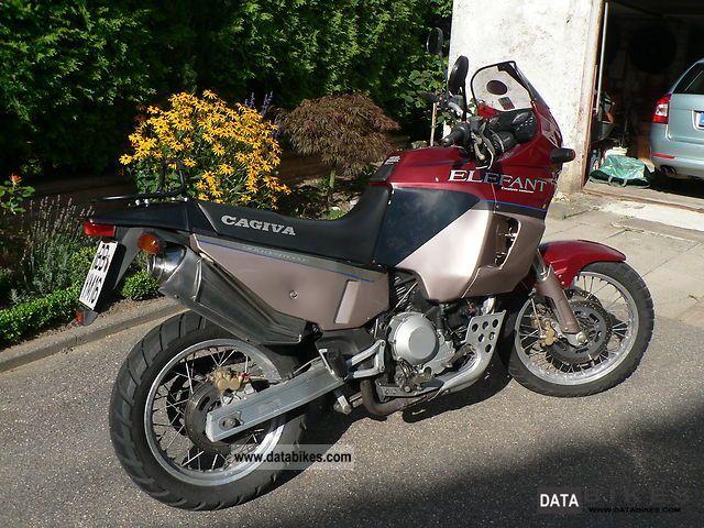 1994 Cagiva  Elephant AC 900 Motorcycle Enduro/Touring Enduro photo