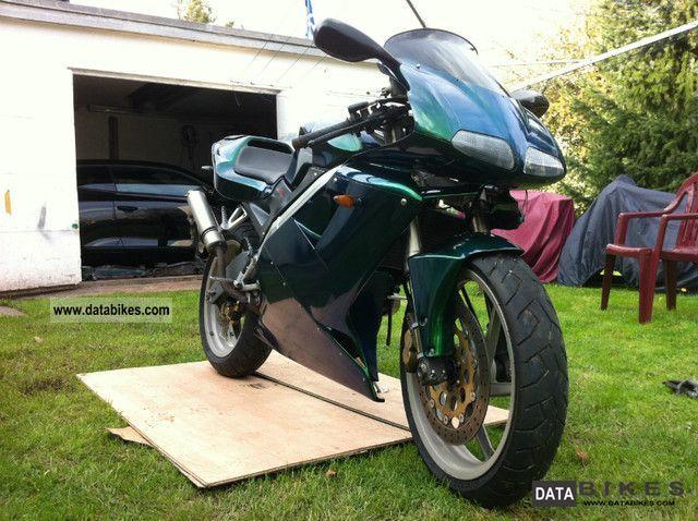 2007 Cagiva  Mito ev Motorcycle Lightweight Motorcycle/Motorbike photo