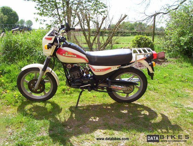 1985 Cagiva  Aletta Electra Motorcycle Motorcycle photo