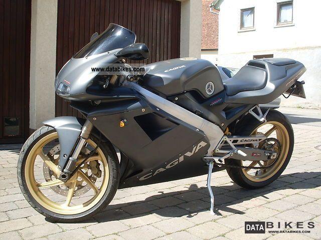 2007 Cagiva  Mito \ Motorcycle Lightweight Motorcycle/Motorbike photo