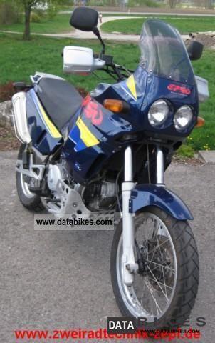 1994 Cagiva  Elefant 750 Motorcycle Enduro/Touring Enduro photo