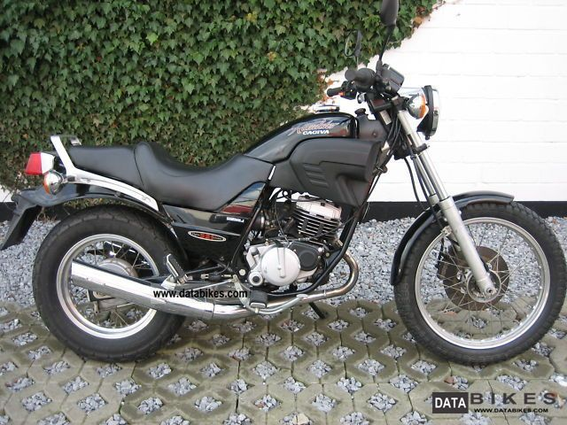 1993 cagiva 125 roadster 6500km. Black Bedroom Furniture Sets. Home Design Ideas