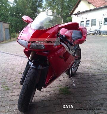 2000 Cagiva  mito Motorcycle Lightweight Motorcycle/Motorbike photo