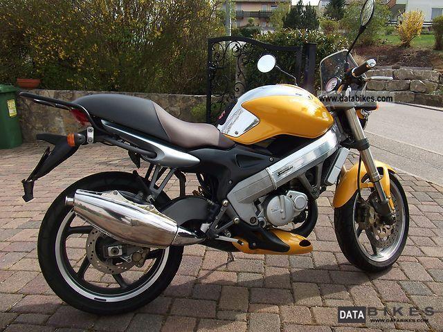 1999 Cagiva  Planet Motorcycle Lightweight Motorcycle/Motorbike photo