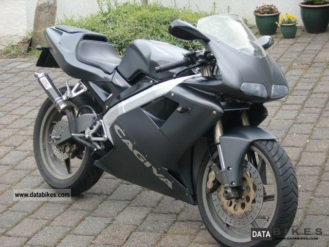 2007 Cagiva  Mito 125 Motorcycle Lightweight Motorcycle/Motorbike photo
