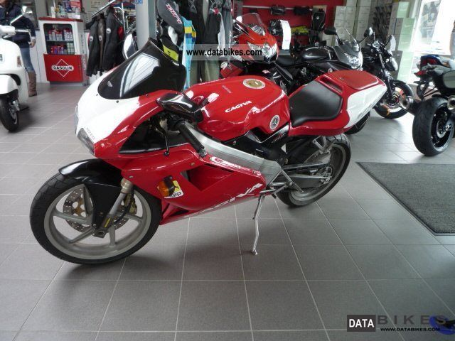 2001 Cagiva  Mito 125, including 80 super athletes choke KMH Motorcycle Sports/Super Sports Bike photo