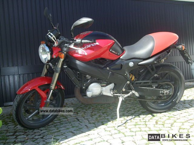 2007 Cagiva  Raptor Motorcycle Naked Bike photo