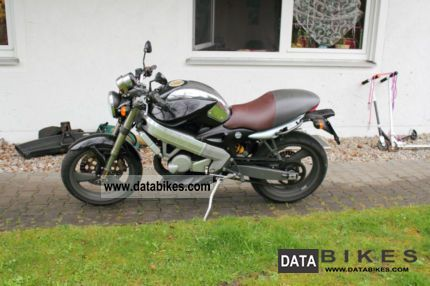 2000 Cagiva  Planet 125/11 KW in the letter is open to 23 KW Motorcycle Sports/Super Sports Bike photo