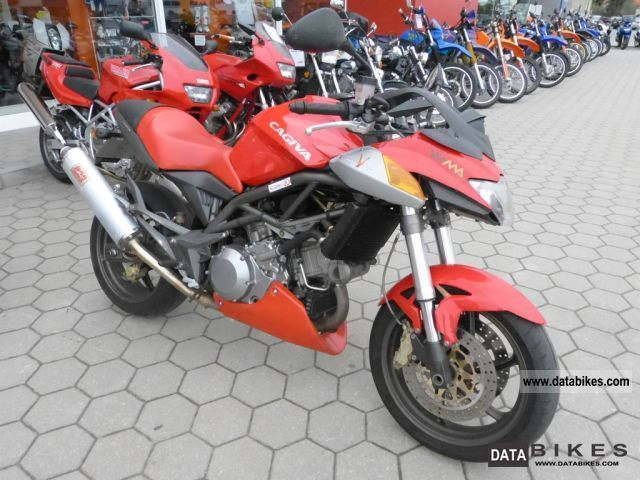 Cagiva  Raptor 2001 Naked Bike photo