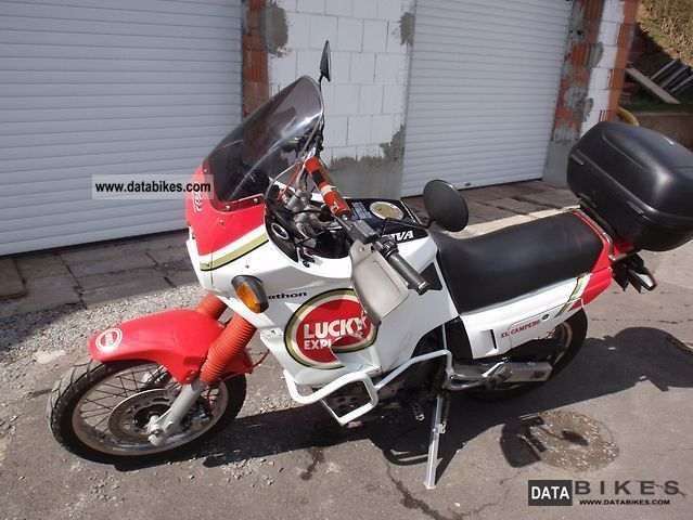 1997 Cagiva  Elephant Motorcycle Enduro/Touring Enduro photo