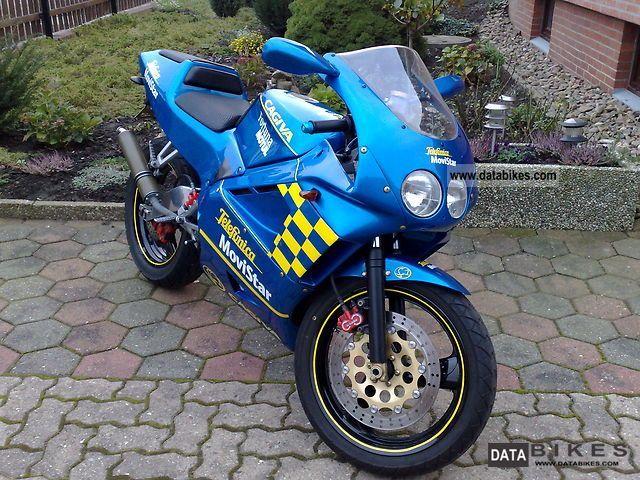 1991 Cagiva  Mito1 Motorcycle Lightweight Motorcycle/Motorbike photo