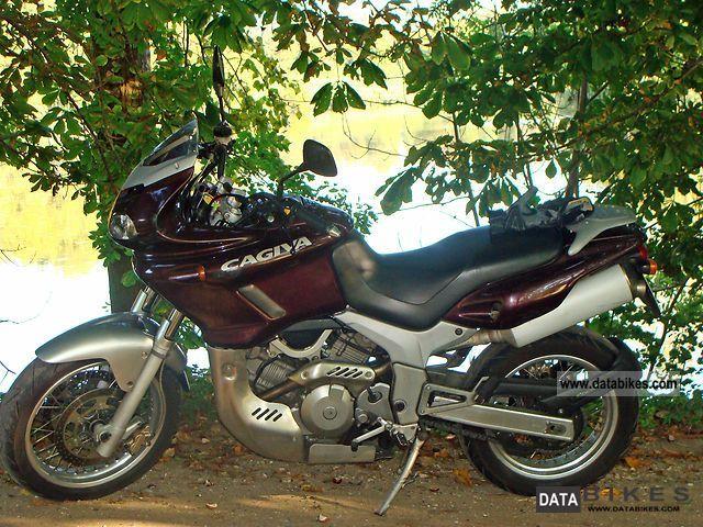 2000 Cagiva  M5 1000 Navigator Motorcycle Enduro/Touring Enduro photo