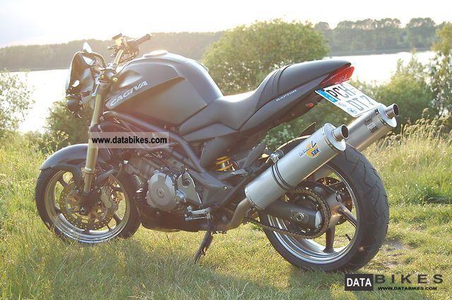 2003 Cagiva  Raptor 1000 Motorcycle Naked Bike photo
