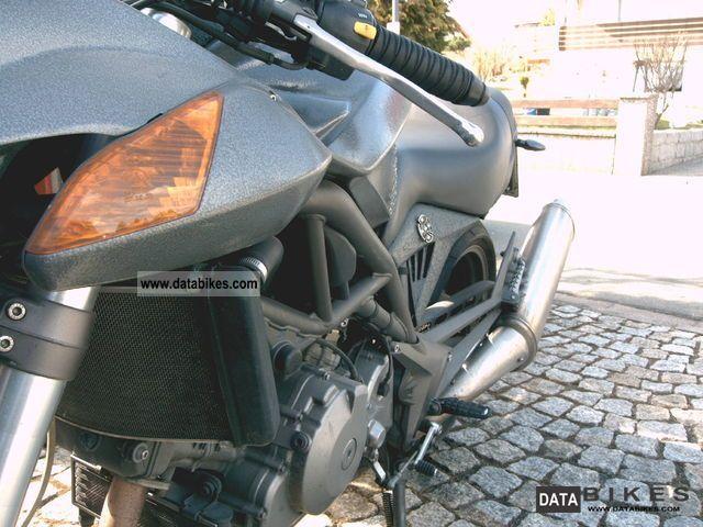 2001 Cagiva  V RAPTOR 1000 STREET FIGHTER Motorcycle Streetfighter photo