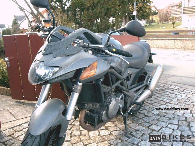 2001 Cagiva V Raptor 1000 Street Fighter