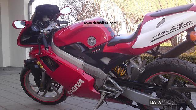 2002 Cagiva  Mito 8P Motorcycle Sports/Super Sports Bike photo