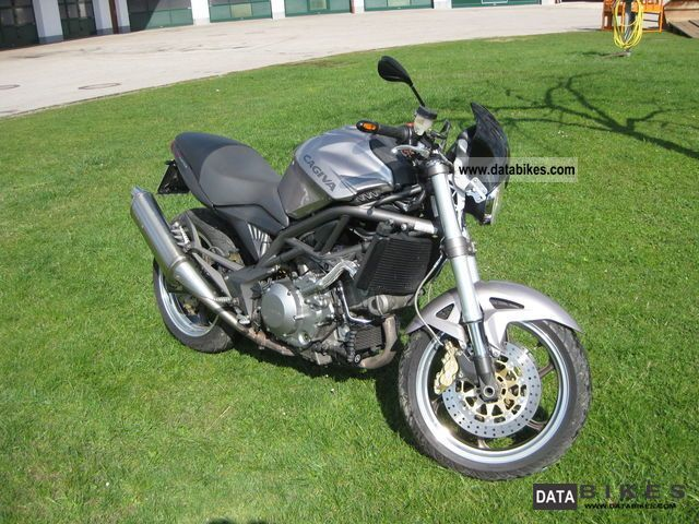2000 Cagiva  Raptor 1000 Motorcycle Naked Bike photo