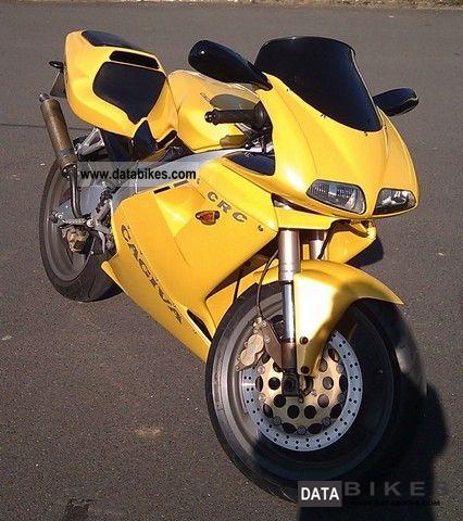 1994 Cagiva  Mito Evo (Seven-speed) Motorcycle Sports/Super Sports Bike photo