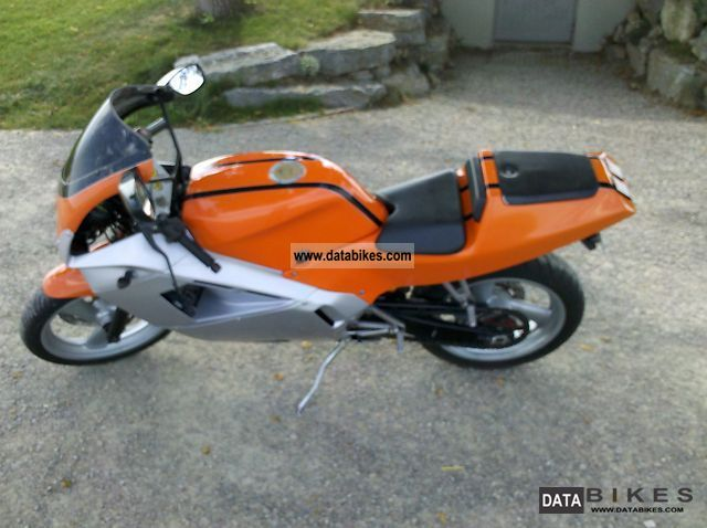 1993 Cagiva  Mito Motorcycle Motor-assisted Bicycle/Small Moped photo