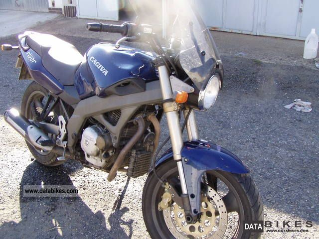 1999 Cagiva  River 600 F Motorcycle Motorcycle photo