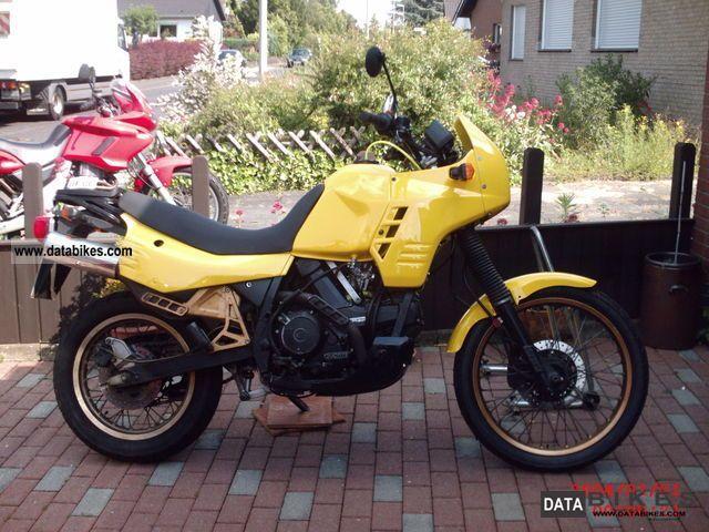 1988 Cagiva  750 elephant Motorcycle Motorcycle photo