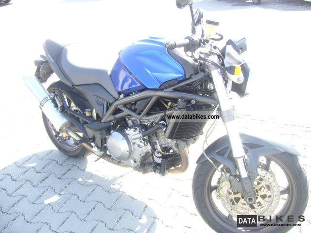 2004 Cagiva  Raptor 1000 Motorcycle Naked Bike photo
