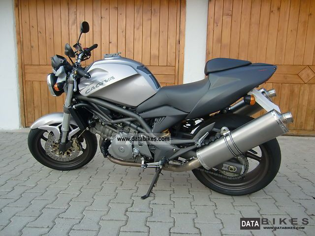 2005 Cagiva  Raptor 1000 Motorcycle Naked Bike photo