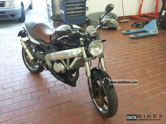 2001 Cagiva  Planet Motorcycle Sport Touring Motorcycles photo