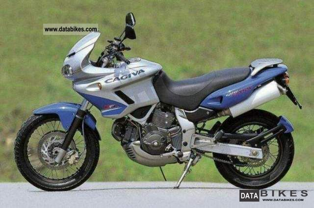 1999 Cagiva  Grand Canyon-900ie technical approval and re-Zahnriehmen Motorcycle Enduro/Touring Enduro photo