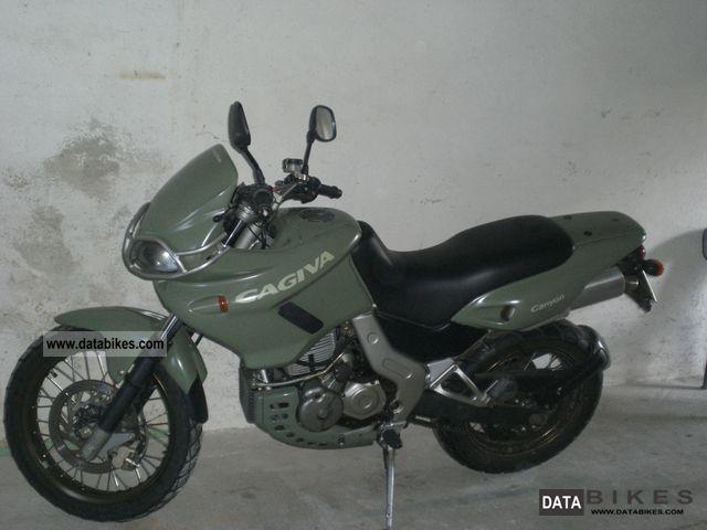 1998 Cagiva  Canyon S600 Motorcycle Enduro/Touring Enduro photo