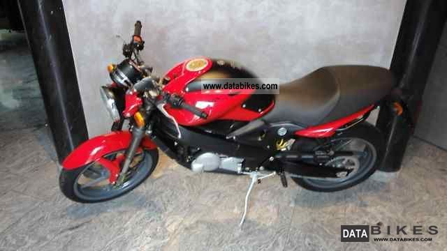 2011 Cagiva  + + + New Raptor 125 ** RED ** / / well 80KM / H Motorcycle Naked Bike photo