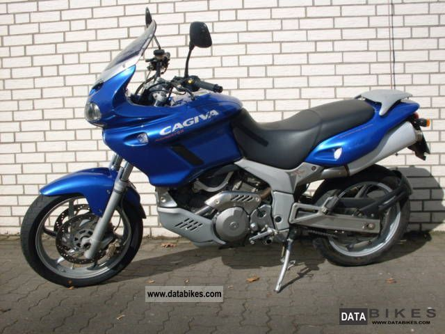 2007 Cagiva  Navigator 1000 Suzuki V-phase motor Motorcycle Enduro/Touring Enduro photo
