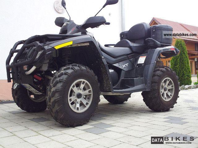 Can Am  Outlander MAX 650 XT 2010 Quad photo